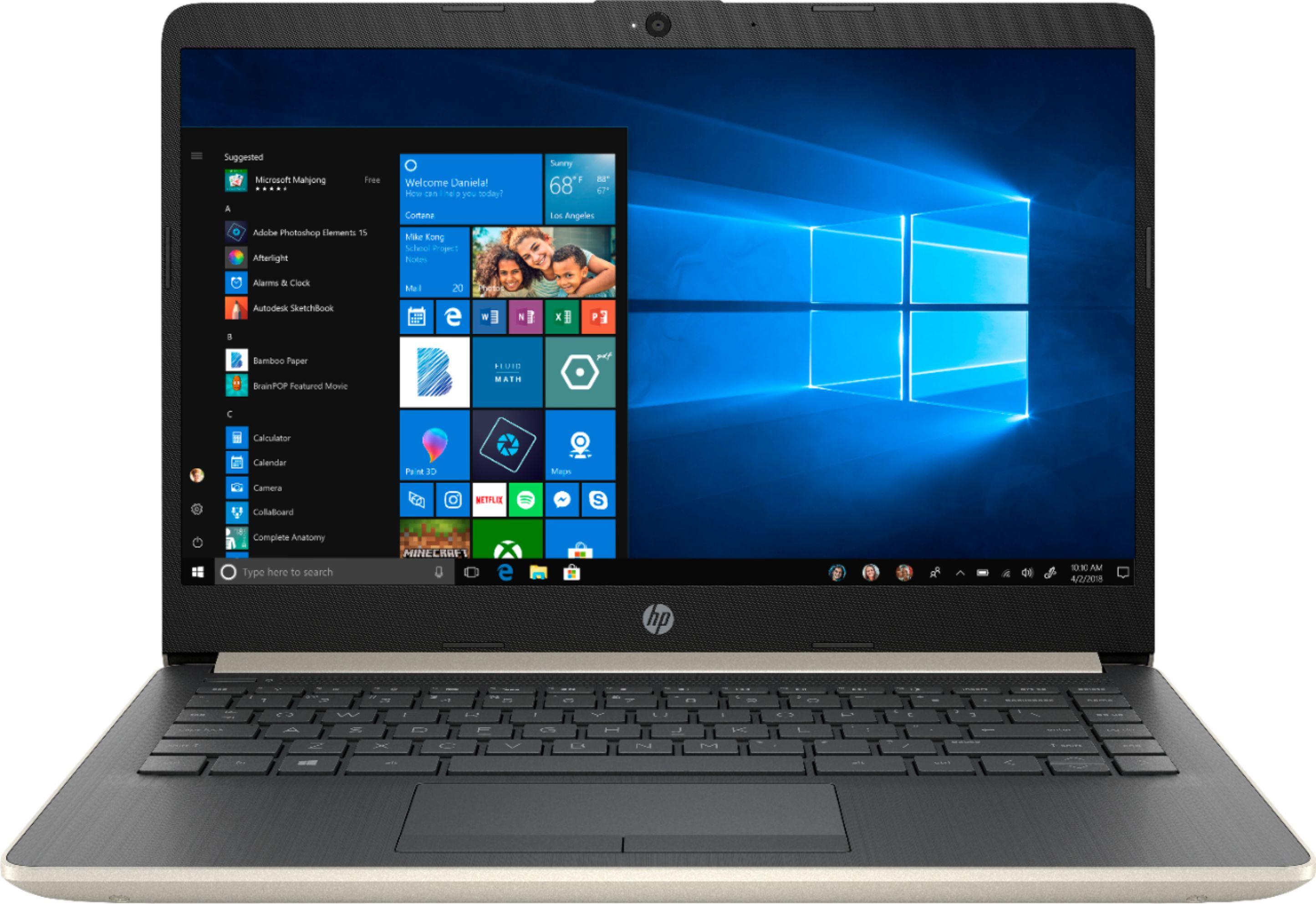 Haganum gaat over naar Windows 10!