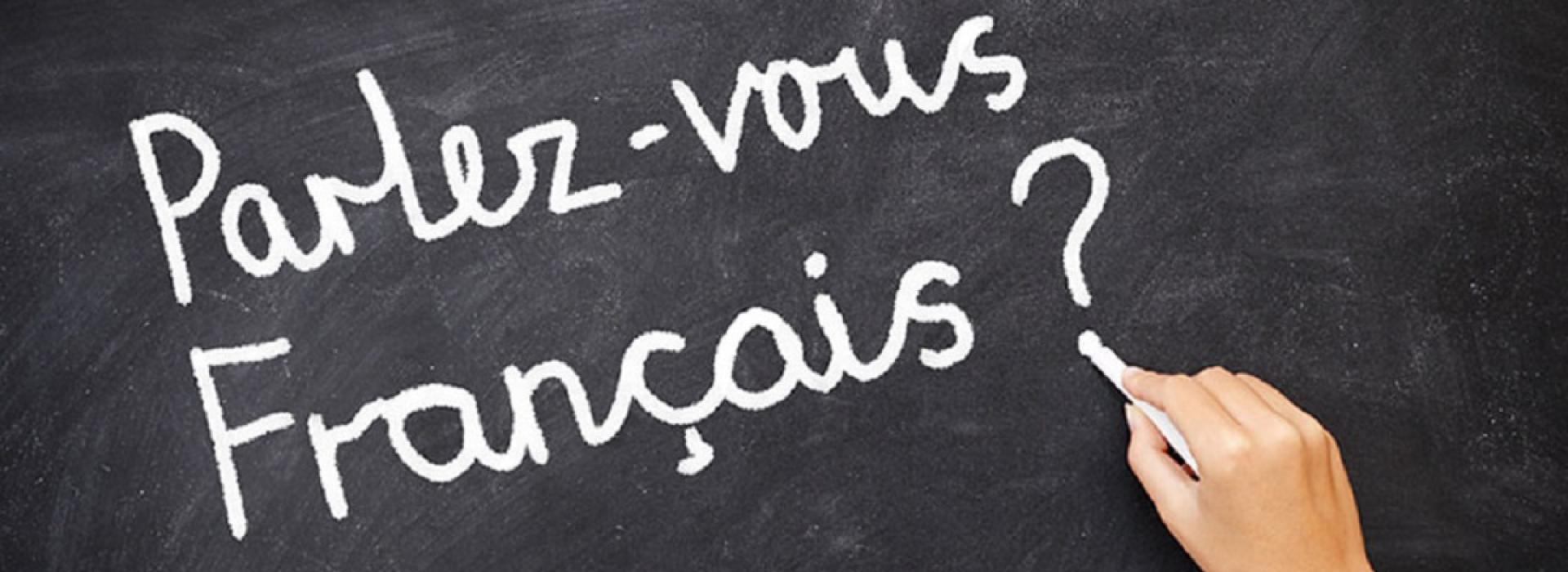 Dag van de Franse taal op het Haganum