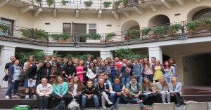 2012 Uitwisseling Italië (Riva del Garda)